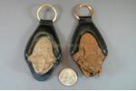 Cane Toad Head Key Fob