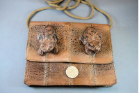 Two Headed Purse