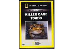 Killer Cane Toad DVD by National Geographic